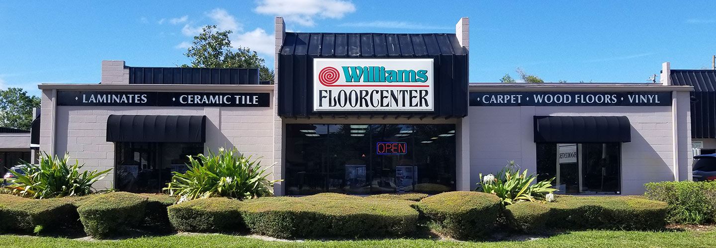 Williams Floorcenter Storefront